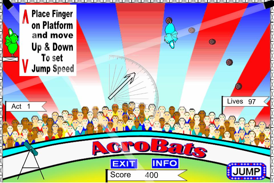 Screenshot AcroBats
